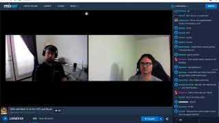 MattScott Q&A W/ Nysek Fallen Earth +Chat