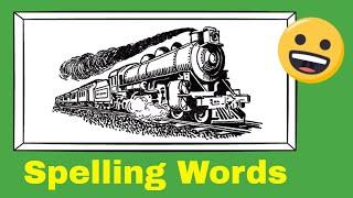 Lesson #12 SPELLING WORDS - Elementary School