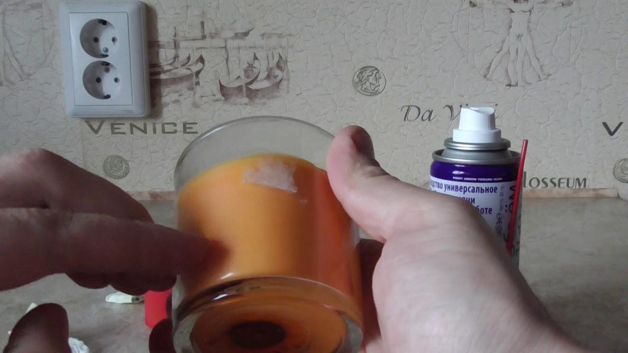 как убрать следы клея с пластика или стекла 100% работает проверено не раз