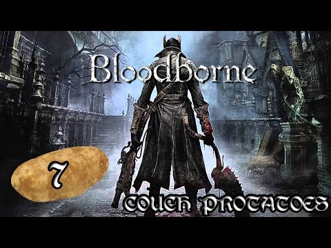 PTS: Bloodborne Episode 7 (Hypogean Gaol)