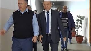 Областной чиновник заглянул в гимназию г. Новозыбкова