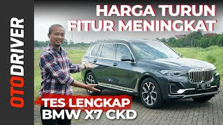 BMW X7 CKD 2021 | Review Indonesia | OtoDriver
