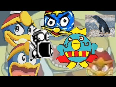 Kirby YTP Collab: DeDeDe's Dirty Cartoon (1k Subscriber Special)