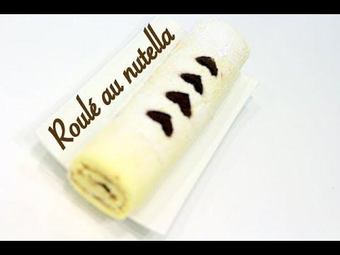 roulé-au-nutella-!!-recette-facile