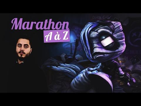 AMUMU JUNGLE - MARATHON A-Z