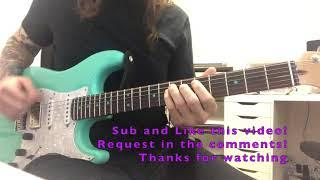 Monster Truck - Denim Danger (Guitar Cover)