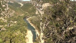 Ardèche - La randonnée