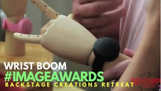 BiGR AUDIO's Wrist Boom at Backstage Creations Celebrity Retreat at NAACP Image Awards #ImageAwards