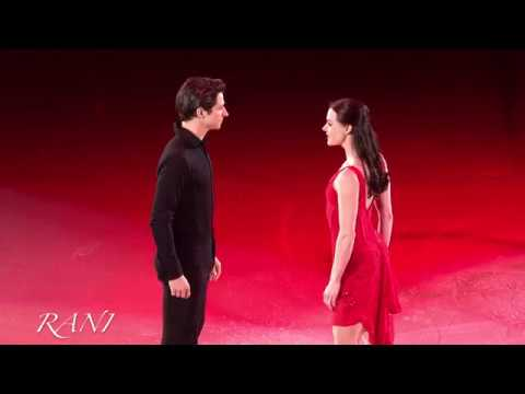 Tessa VIRTUE & Scott MOIR 4K 180225 Pyeongchang 2018 Figure Skating Gala Show
