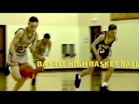 Basalt High School Basketball Game 1994