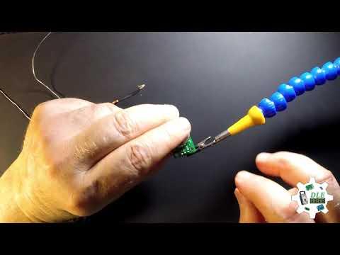 Project #14: Components - SparkFun Hydrogen Gas Sensor - MQ-8 - Mk15