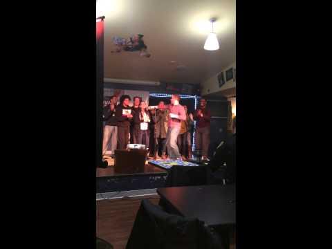 Happy - Cypress Hall  @ HERO Campaign Karaoke Night!!!!!
