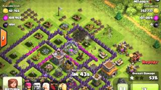 Clash Of Clans Khmer--AHK Vs Clans Chinese
