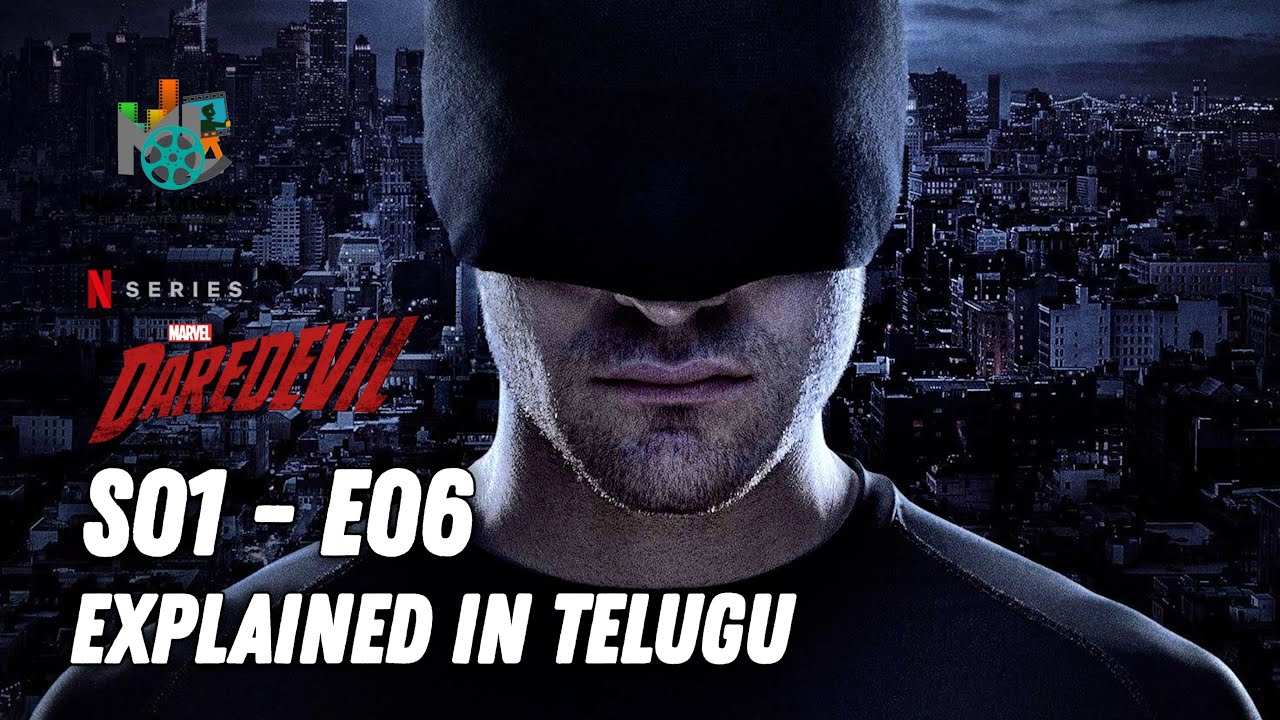 Download Daredevil Season 1 Episode 6 Explained in Telugu | Daredevil in Telugu | Netflix | Movie Lunatics |