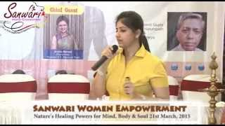Seminar Natures Healing Powers for Mind, Body & Soul Part-3