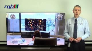 Samsung HU7500 Series - UE55HU7500, UE65HU7500, UE75HU7500 Ultra HD 4K Smart 3D LED TV - RGB Direct