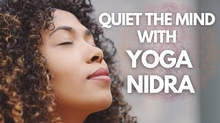 Yoga Nidra: A Guided Meditation Experience Led by Liam Gillen