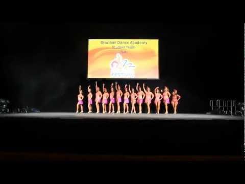 Brazilian Dance Academy Student Samba Team - Sydney Latin Festival 2013