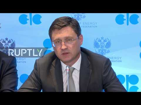 Russia: Novak says nearly 100% compliance with OPEC, non-OPEC oil output deal