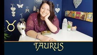 TAURUS EXPECT THE UNEXPECTED! ⭐ LOVE & GENERAL TAROT READING ⭐ 20-26 JANUARY 2019