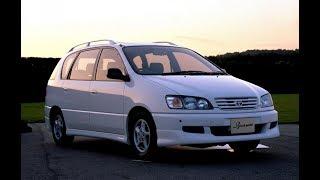 Автодиагностика Тойота Ипсум 1998г.