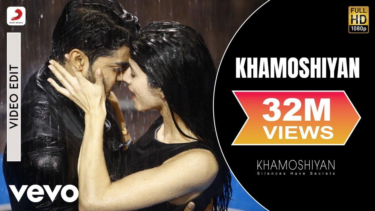 Khamoshiyan Arijit Singh New Full Song Video Gurmeet