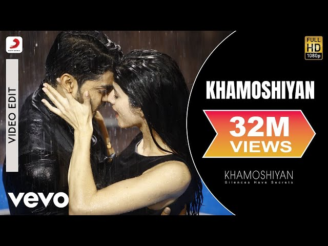 Khamoshiyan Video - Title Track|Arijit Singh|Ali Fazal, Sapna Pabbi, Gurmeet Choudhary