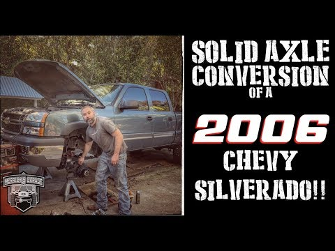 MG #147 - Silverado Solid Axle Swap Part II