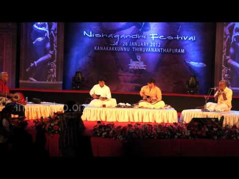 Mandolin Performance — U. Rajesh and U. Srinivas