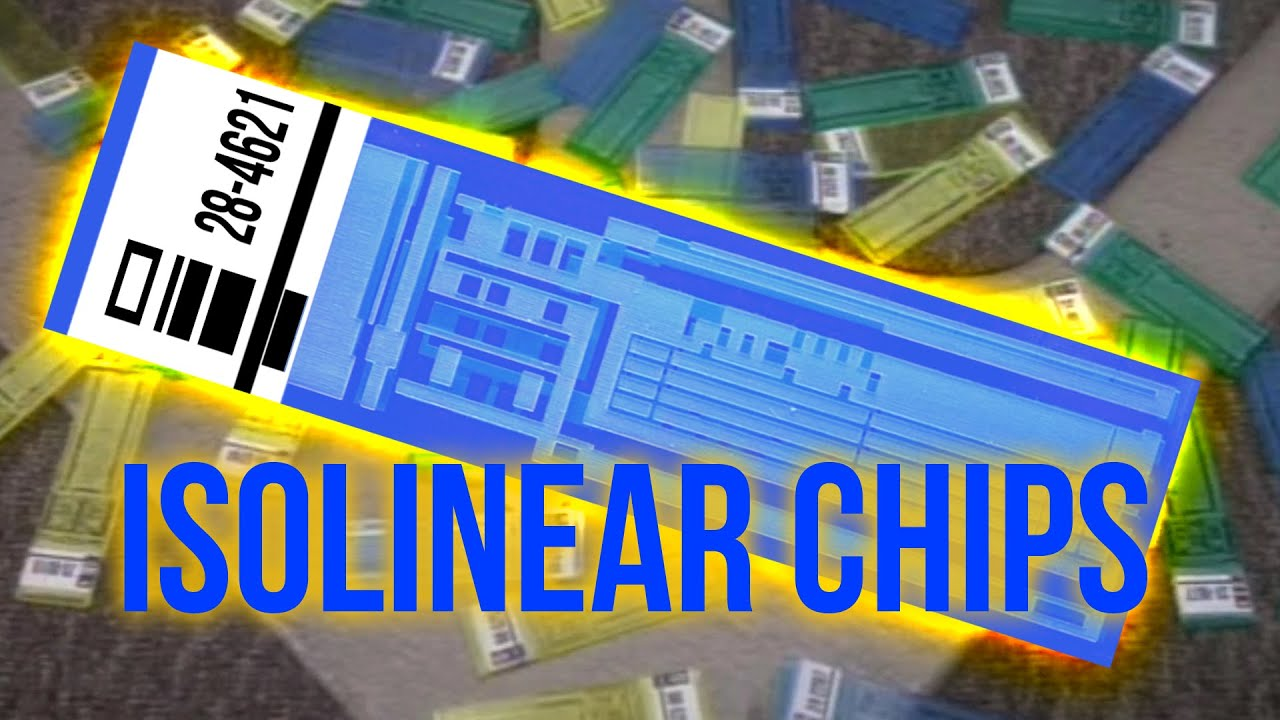 Download What are Isolinear Chips?