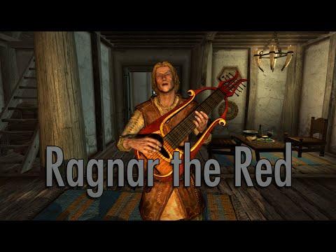 Mikael - Ragnar the Red | Lyrics (Skyrim)