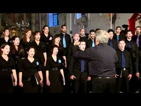 Charles Ives: the sixty-seventh Psalm - Jerusalem Academy Chamber Choir , Israel