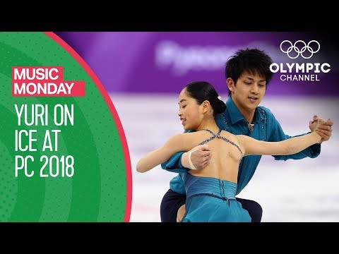 Figure Skating to the