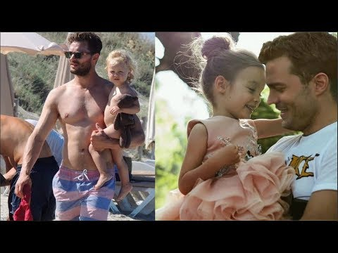 Jamie Dornan Kids Moments 2018  ❤️❤️❤️