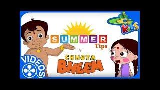 Summer Tips by Chhota Bheem..