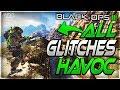 Black Ops 3 Glitches : Tous Les Glitches de la Carte Havoc ! - BO3 Glitches 1.25 - PS4