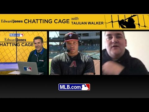 Chatting Cage: Taijuan Walker answers fans' questions