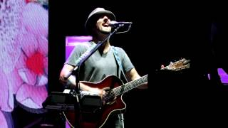 Jason Mraz You And I Both Slleeping To Dream Vancouver September 21, 2012 Thumbnail