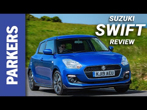 Suzuki Swift In-Depth Review | A serious rival to the Ford Fiesta?