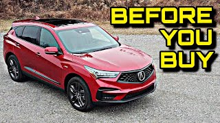 Here's Why The Acura RDX Is Today's Best Value In Luxury Midsize SUVs