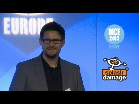 Creating Happiness, as a Strategy - Paul Wedgwood (CEO, Splash Damage) // D.I.C.E. 2013 Europe