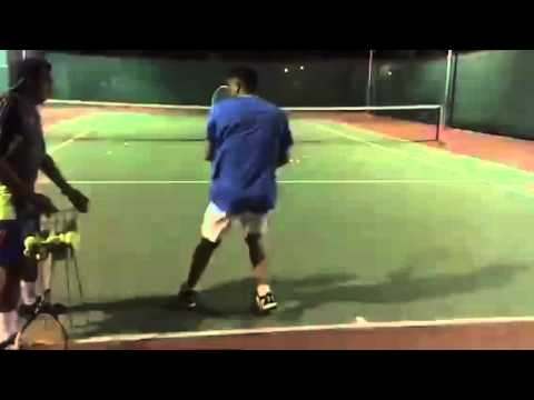 Essam tennis 4