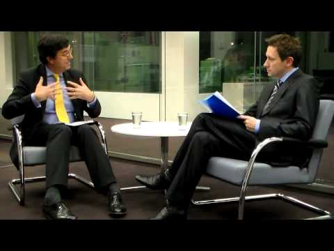 Interview with Nick Baird CEO, UK Trade & Investment, Warsaw, 10 December 2012
