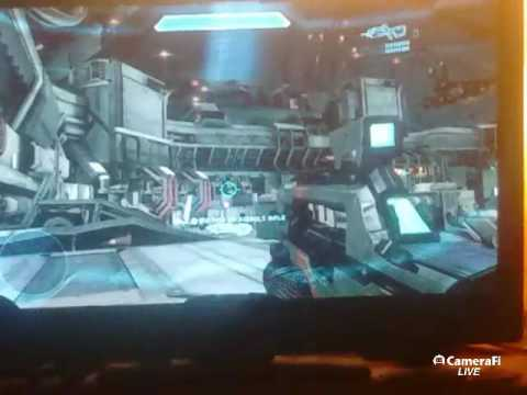 FoxyGamer 1 and foxy plushie plays halo 4