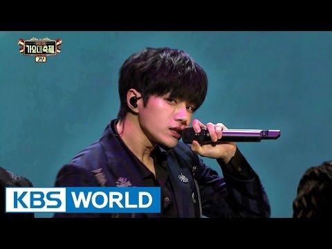 INFINITE - The Eye [2016 KBS Song Festival / 2017.01.01]
