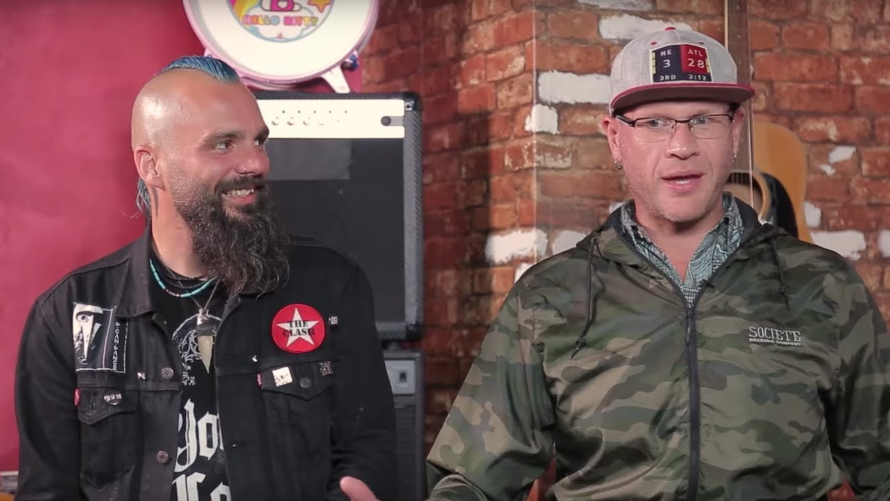 Killswitch Engage: 'Atonement' Album, Opening for Iron Maiden