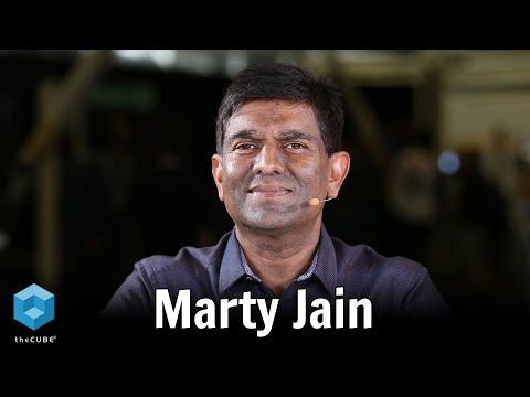 Marty Jain, NVIDIA | DevNet Create 2019