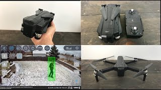 SJRC F11 -GPS drone with  active track for $150.