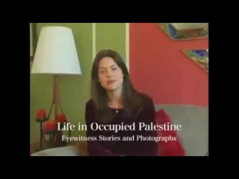 The video is from an American 🇺🇸 Jewish woman who traveled to Palestine and she saw everythi