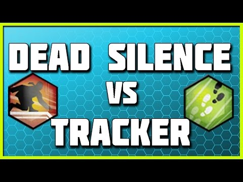 Dead Silence vs Tracker | Footsteps & Sound Settings in Infinite Warfare